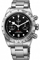 Tudor Heritage Black Bay Chrono 79350 Steel