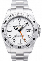Rolex 216570 Explorer II White Dial (2016 year)