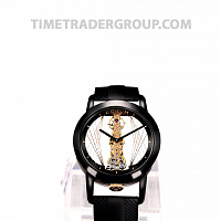 Corum Golden Bridge Round 43 Art Deco B113/03951 – 113.955.95/F371 CA55R