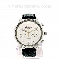 Glashutte Original Sixties Chronograph 1-39-34-03-22-04