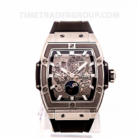 Hublot Spirit Of Big Bang Moonphase Titanium 42mm 647.NX.1137.RX