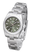 Rolex 176200 Oyster Perpetual 26 Olive Index