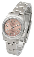 Rolex 176200 Oyster Perpetual 26 Pink Arab