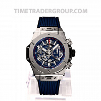 Hublot Big Bang Unico Titanium Blue 45mm 411.NX.5179.RX