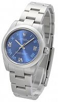 Rolex 177200 Oyster Perpetual 31 Blue Roman
