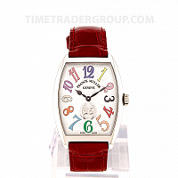Franck Muller Cintree Curvex Color of Dreams 25th Anniversary 2852QZCOL25LTDACBL