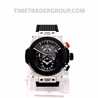 Hublot Big Bang Unico Bi-Retrograde Chrono Titanium Ceramic 45mm 413.NM.1127.RX