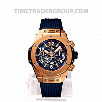 Hublot Big Bang Unico King Gold Blue 45mm 411.OX.5189.RX