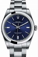Rolex 114300 Oyster Perpetual 39 Blue Dial