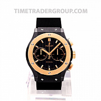 Hublot Classic Fusion Chronograph Ceramic King Gold 45mm 521.CO.1781.RX