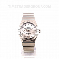 Omega Constellation Omega Co-Axial Master Chronometer Small Seconds 27 mm 127.10.27.20.55.001