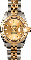 Rolex 179173 Lady-Datejust 26 Champagne Index Jubilee