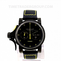 Graham Chronofighter Trigger Yellow 2TRAB.B11A